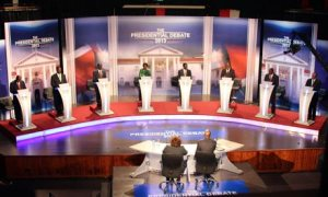 The three media corroborated admirably to bring the presidential debate where unfortunately they tried to slaughter one candidate.